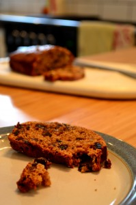 Sticky Malt Loaf Recipe