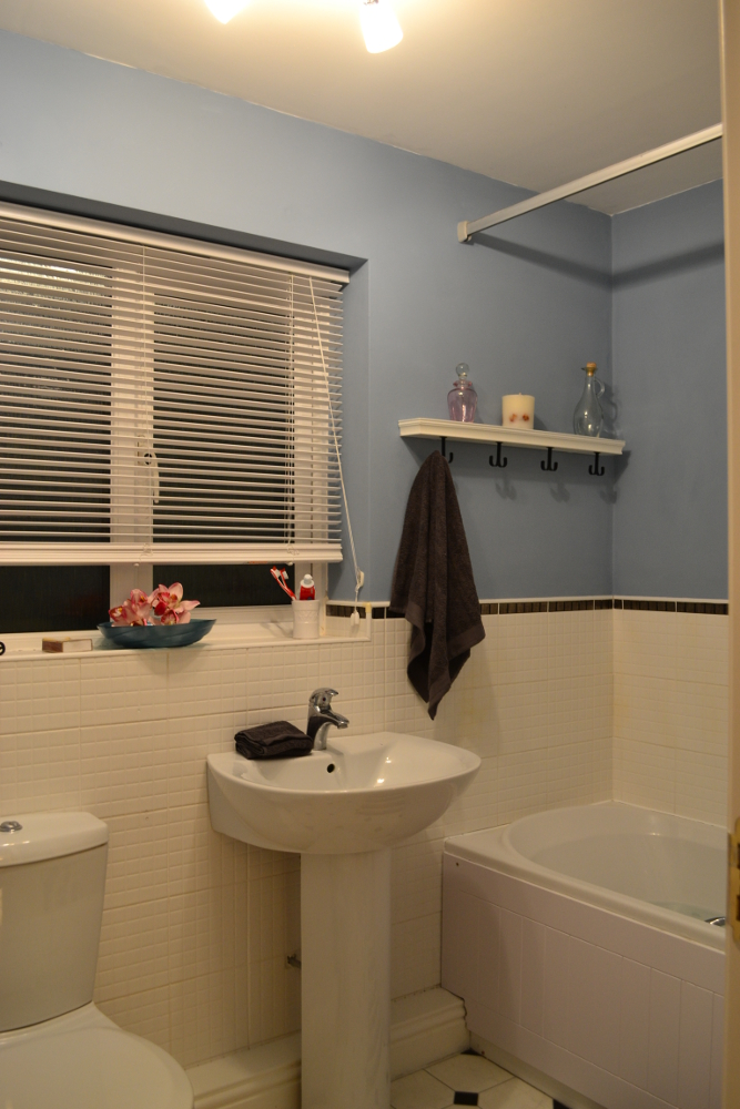 Cheap Bathroom Makeovers Uk budget (ish) bathroom makeover
