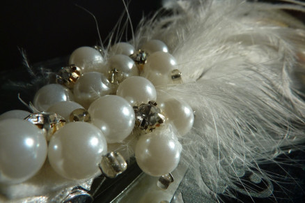 Pearls and Feathers