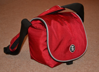 My pretty new bag…
