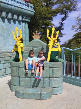 Atlantis at Legoland
