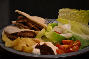Homemade Kebabs