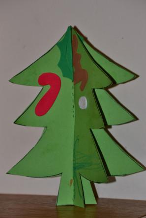 O' Christmas Tree…
