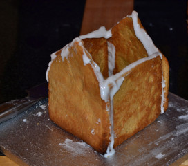 Gingerbread House Part I