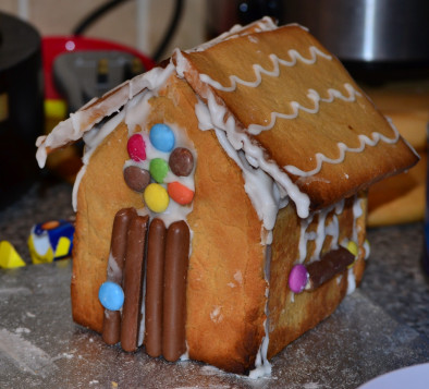Gingerbread House Part II