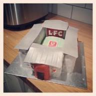 Anfield Cake